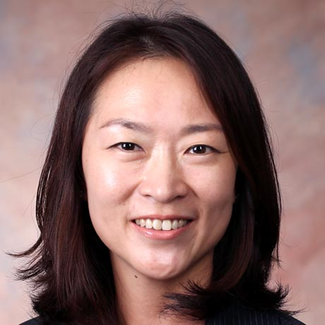 Headshot of Professor Kacy Kim