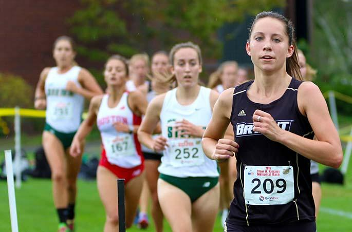 Bryant women's cross country